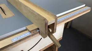 Diy Table Saw Fence Making A Table Saw Fence Youtube In 2020 Diy Table Saw Fence Table Saw Fence Table Saw