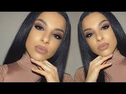date night makeup hair outfit