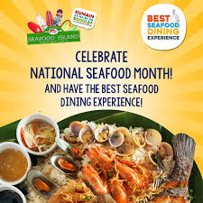 Dining Experience At Seafood Island 86636