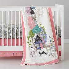 fairy tale themed crib bedding