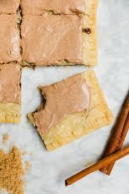 giant brown sugar cinnamon pop tart