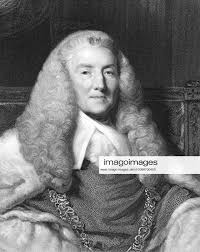 Stockfoto William Murray William Murray, 1st Earl of Ma