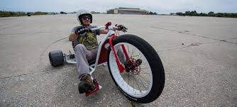 my day on a drift trike like being a