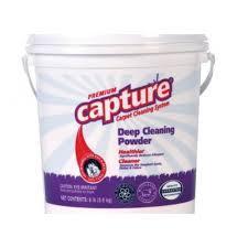 capture carpet rug dry cleaner bucket