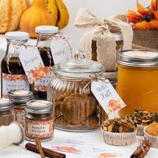 fall food gift ideas for an easy diy