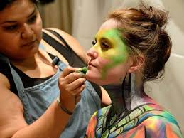 The Day - Painting a living canvas in New London - News from ...