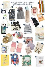 holiday gift ideas for s under 50