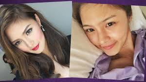 stars without makeup philippines