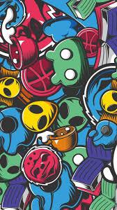 graffiti iphone wallpapers top free