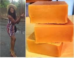 handmade natural soap jamaican turmeric