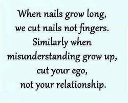 cut your ego quotes quotations sayings