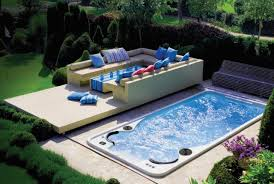 how much does endless pool swim spa
