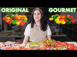 teaches you to make homemade skittles