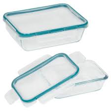 snapware total solutions 4 piece glass