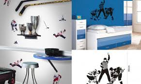 hockey themed bedrooms can be alluring