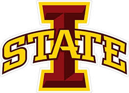 Amazon Com Iowa State Cyclones Football Sticker Any Size Iowa State University Stickers Decal Vinyl For Car Bamper Truck Hemlet Laptop Tumblers Team Logo Ncaa 3 Inch Kitchen Dining