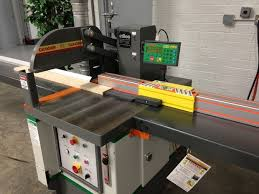 Tigerstop Programmable Positioners Stiles Machinery
