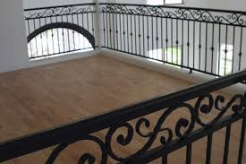 Decorative Wrought Iron Fencing Examples Sun King Fencing