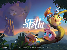 Rovio's Angry Birds Stella Arriving in September