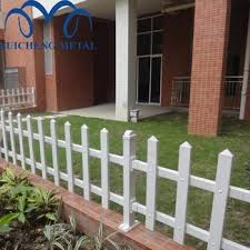Guangzhou Factory 0 5m 2m White Pvc Vinyl Picket Fence Pvc Coated Vinyl White Plastic Fence Panels For Sale Buy Pvc Coated Vinyl White Plastic Fence Panels White Pvc Vinyl Picket Fence Fence Panels Product On