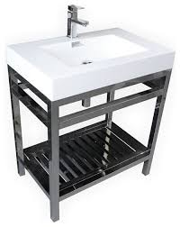 cisco stainless steel console with