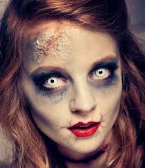 zombie makeup can you look