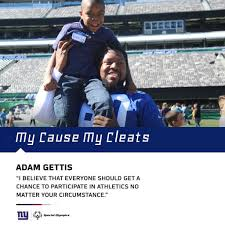 "Adam Gettis on Twitter: ""Today is the start of #MyCauseMyCleats ..."