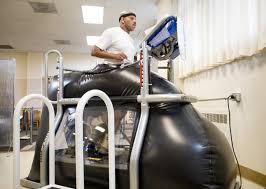nasa anti gravity treadmill