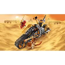 LEGO Ninjago Cole's crossmotor