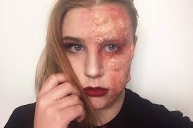the phantom of the opera makeup
