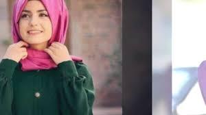 رمزيات محجبات جمال الفتيات بزينه الحجاب كلمات جميلة