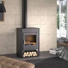 wood stove with oven 9 kw stove wood