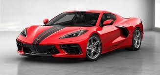 most popular 2020 corvette colors