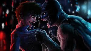 wallpaper 4k batman joker danger 4k