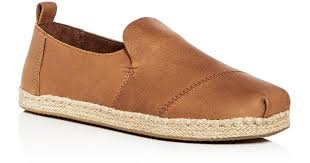 rgata leather espadrilles in brown