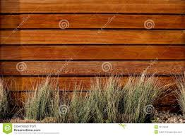 Horizontal Slat Wood Fence Stock Photo Image Of Horizontal 14179246