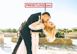 elegant wedding free lightroom preset