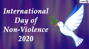 International Day of Non-Violence 2020 Quotes & HD Images: Thoughtful  Messages And Greetings on Peace And Harmony to Share on Mahatma Gandhi's  151st Birth Anniversary - ZEE5 News