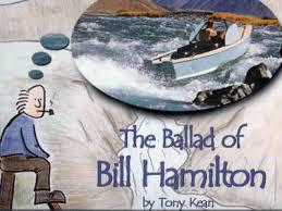 Ballard of Bill Hamilton | Tony Kean Book | Buy Now | at Mighty Ape NZ