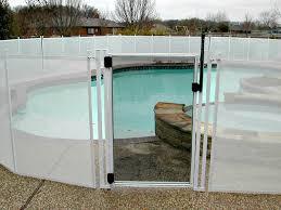 White Fence Around Pool Archives Katchakid