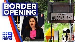 Coronavirus: Queensland borders open to ...