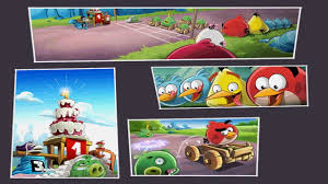 Angry Birds Go - 300 CC BIRDS KARTS in ACTION - Game Ending Gameplay -  YouTube