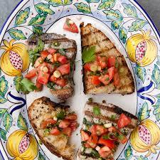 Baked Tuna Steak Recipes