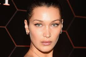 bella hadid makeup tutorial