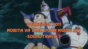 Doraemon 2011】Nobita Và Binh Đoàn Người Sắt-Sad Soundtrack 7 ...