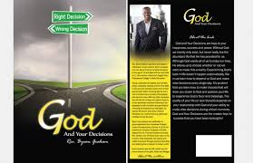 God and Your Decisions – Book Cover – Sirius Web Solutions