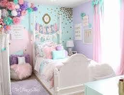 40 Cute Unicorn Bedroom Design 20 Furniture Inspiration Pastel Girls Room Room Makeover Girl Room