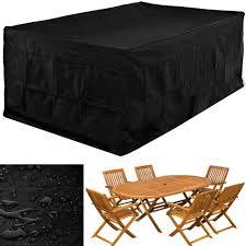 garden patio furniture table cover rain