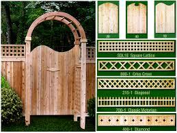 Cipco Fence Company Wood