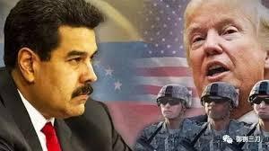 特朗普忍不住要动手了!准备发动战争,首个目标已经锁定,不是伊朗 ...